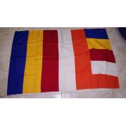 Bandera Budista diferentes...