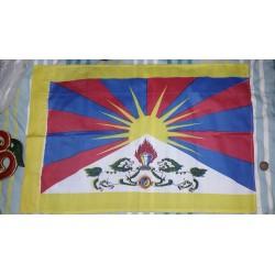 Bandera Tíbet diferentes...