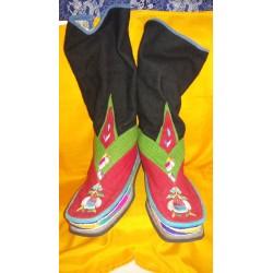 Botas Tíbet
