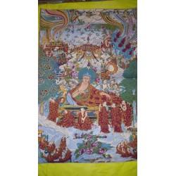 Tela del Sueño de Buda