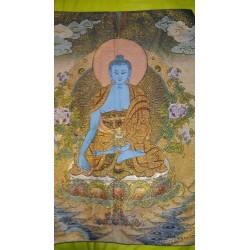 Tela Buda de la Medicina 3