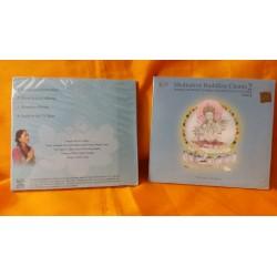 CD Meditative Buddhist...
