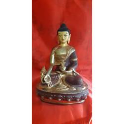 Buda medicina Tibetano 21cm...