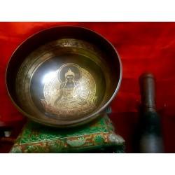 Cuenco Tibetano Buda de la...