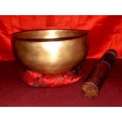 Cuenco tibetano 17 cm y 800 gr