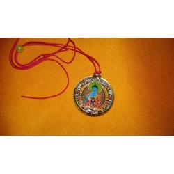 Medalla Buda de la medicina