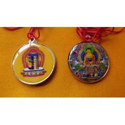 Medalla Sakyamuni