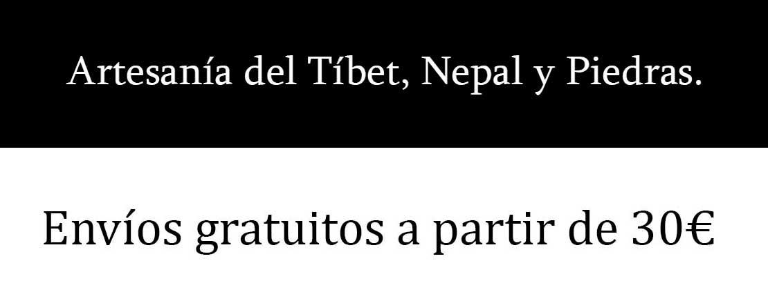 Artesanía del Tíbet, Nepal y Piedras.